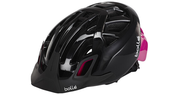Bolle The One Road Standard Helmet black/pink